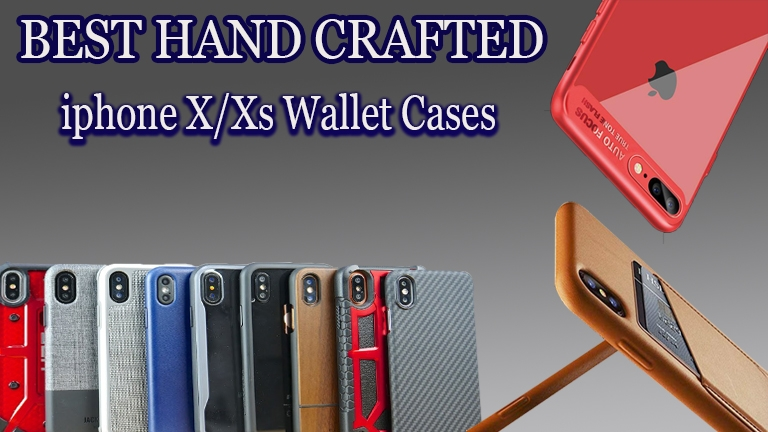Best-Selling Hand Crafted iPhone XXs Wallet Cases