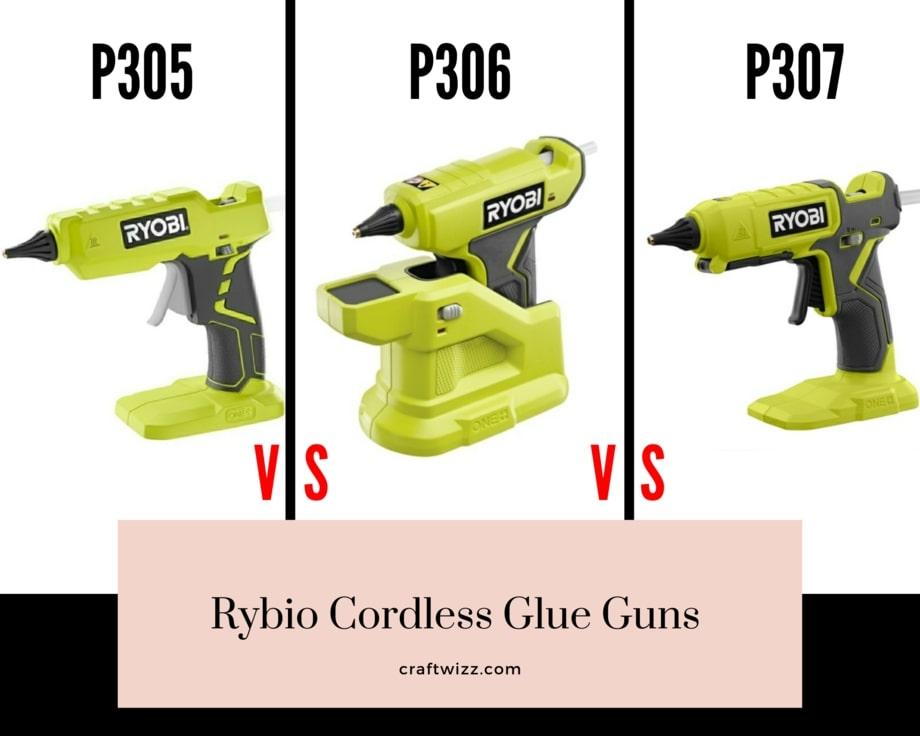 Ryobi Cordless Gluegun